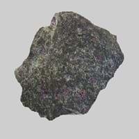 Peridotite Rock